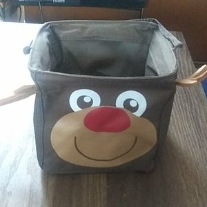 Thirty-one Littles Carry All Caddy Reindeer